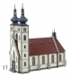 Mobile Preview: FALLER 130629 H0 Stadtkirche