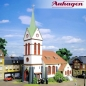 Mobile Preview: Auhagen 11370 H0 Stadtkirche