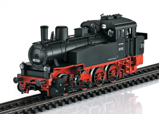 "Märklin 39923 H0 Dampflok BR 92 DB ""Digital+Sound"""