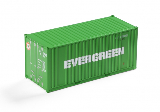 "FALLER 180821 H0 20' Container ""EVERGREEN"""