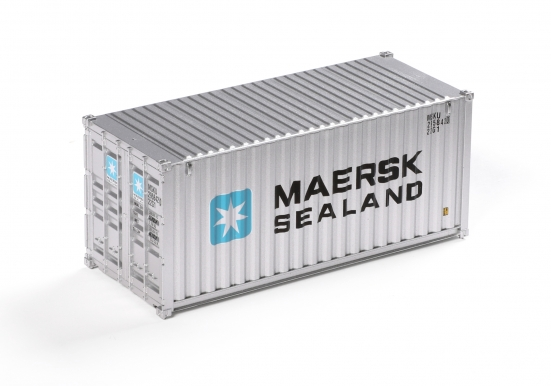 "FALLER 180823 H0 20' Container ""MAERSK SEALAND"""