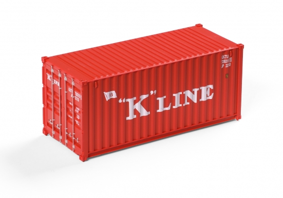 "FALLER 180829 H0 20' Container ""K-LINE"""