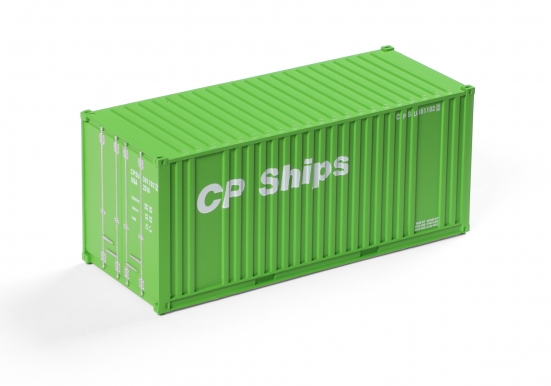 "FALLER 180830 H0 20' Container ""CP Ships"""