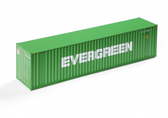 "FALLER 180846 H0 40' Container ""EVERGREEN"""