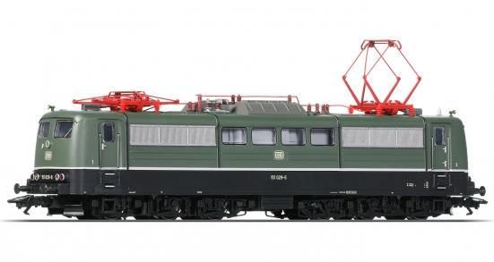 "Märklin 29051-2 H0 E-Lok BR 151 der DB ""Digital+Sound"""