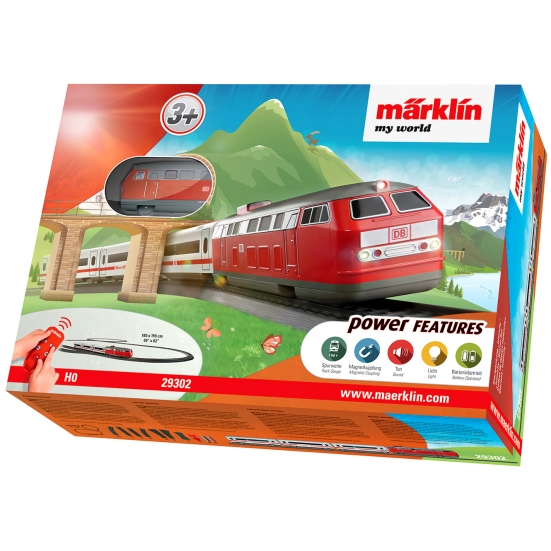 Märklin 29302 My world Startpackung Intercity