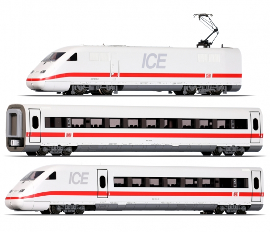 "Märklin 29792-1 H0 ICE 2 BR 402 der DB AG ""Digital+Sound"""