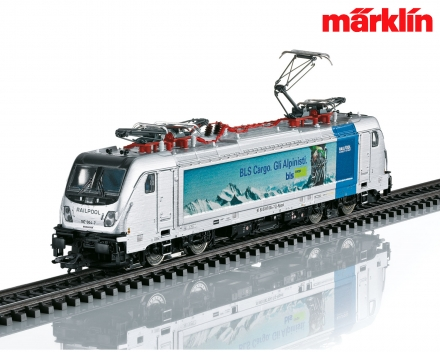 "Märklin 36631 H0 E-Lok BR 187 BLS Cargo ""Digital+Sound"""