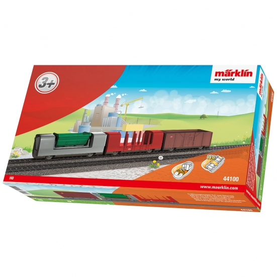 Märklin 44100 My world Güterwagen-Set