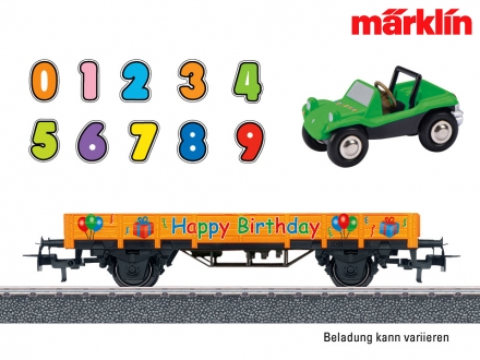 Märklin 44231 H0 Happy Birthday Wagen