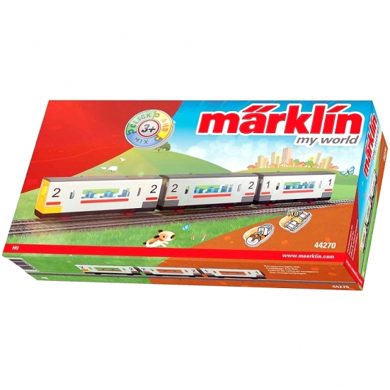 Märklin 44270 My world Personenwagen-Set (Click and Mix)