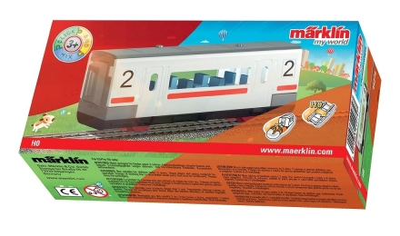 Märklin 44274 My world Personenwagen (Click and Mix)