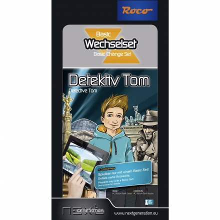 Roco 51404 Next Generation Wechsel-Set zu Detektiv Tom