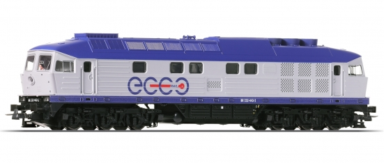 "Roco 52467 H0 Diesellok BR 232, Ecco Rail ""Digital+Sound"""