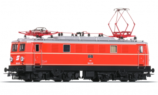 "Roco 73093 H0 E-Lok 1041.08 der ÖBB ""Digital+Sound"""