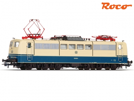 "Roco 73409 H0 E-Lok BR 151 der DB ""Digital+Sound"""