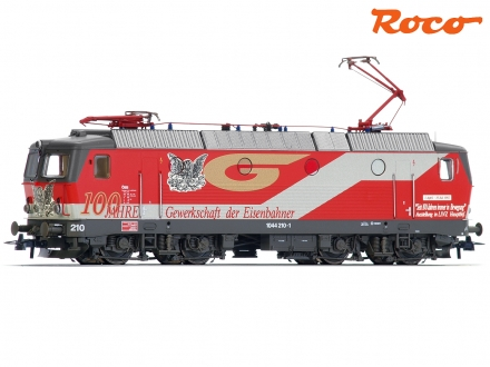 "Roco 73541 H0 E-Lok 1044 210-1 der ÖBB ""Digital+Sound"""