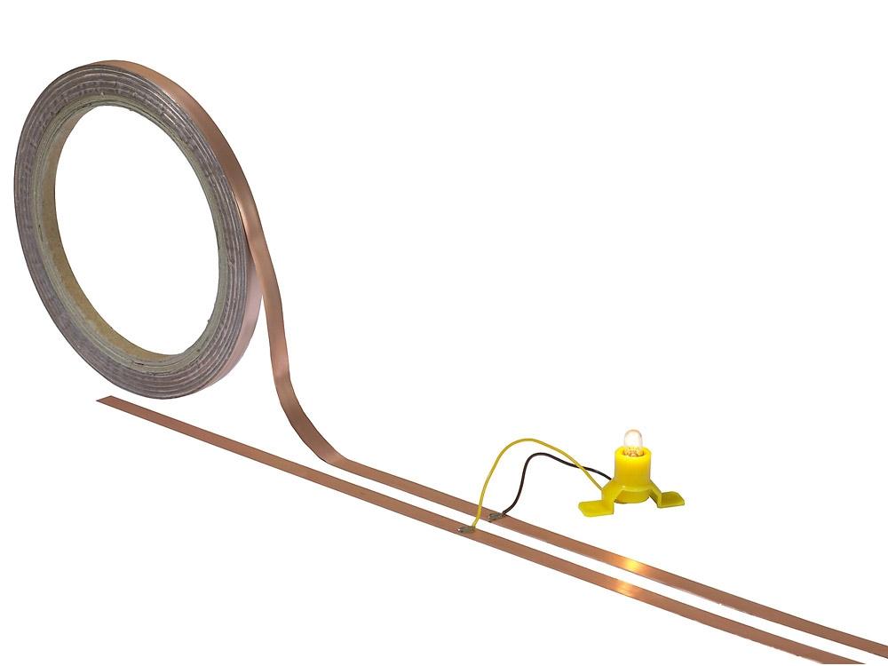 Busch 1799 Selbstklebendes Kupferband