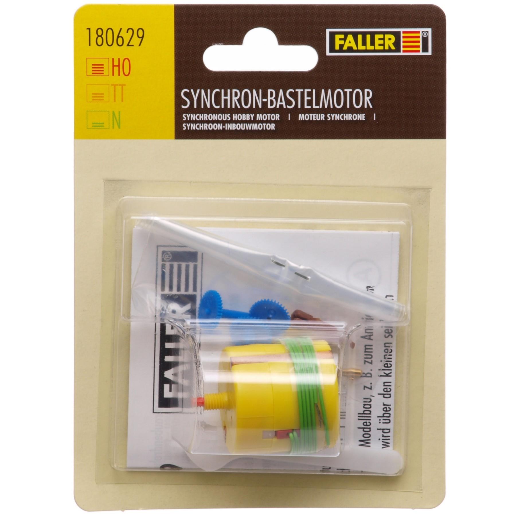 Faller 180629 sincrono-bastelmotor N-h0
