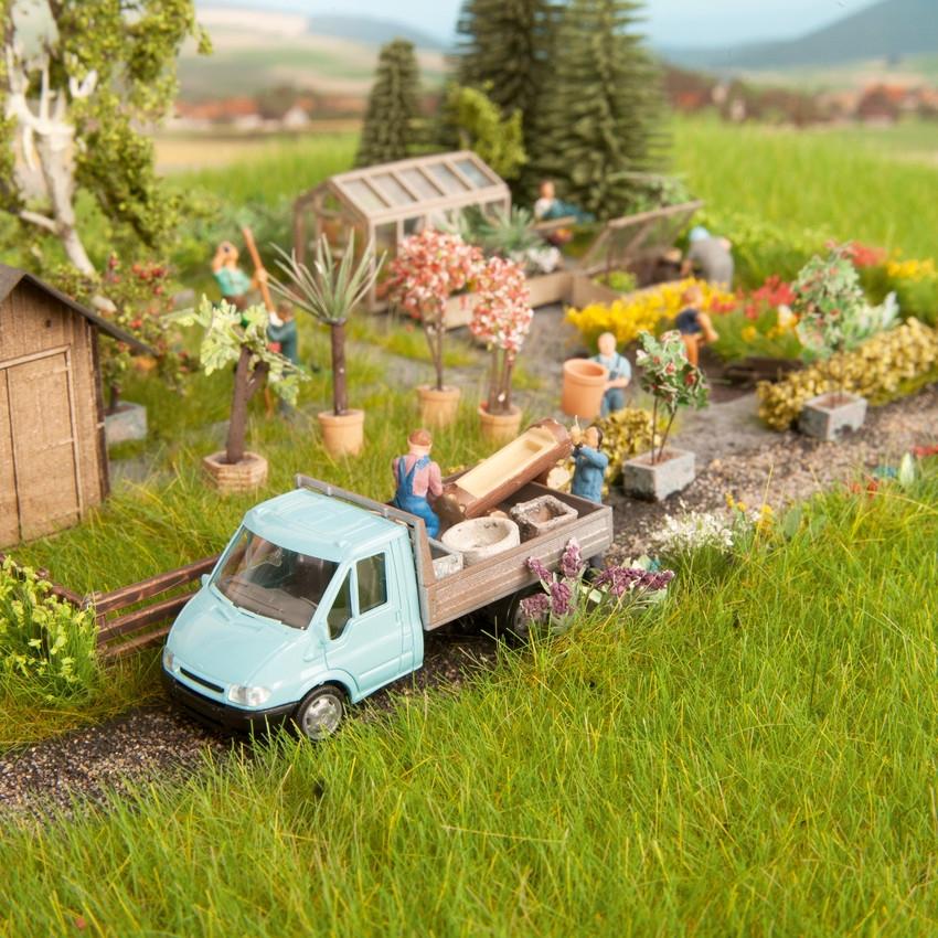 Tomytec 971088 Neu N Tram-Schienen Grundset