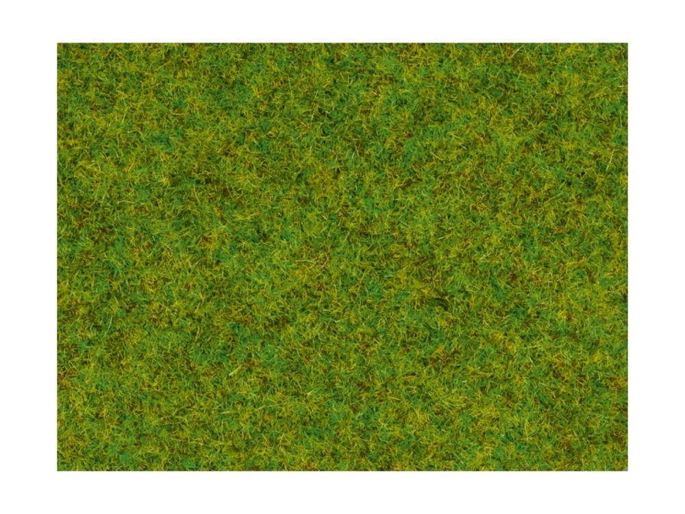2,5 Spur H0 Noch Streugras Frühlingswiese
