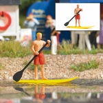 BUSCH 7864 H0 Stand Up Paddling