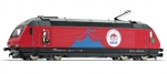 "Fleischmann 731571 N E-Lok Re 460 ""Circus Knie"", SBB ""Digital+Sound"""