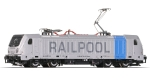 "Fleischmann 738904 N E-Lok BR 187 Railpool ""DCC-Digital"""