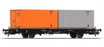 Roco 76787 H0 Containertragwagen, DB